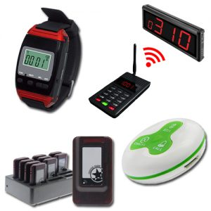 Wireless Restaurant Calling System