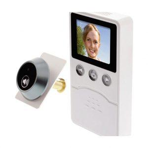 Digital Door Peephole Viewer