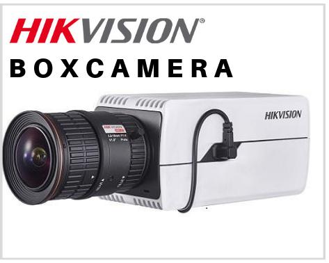 Hikvision Box Camera