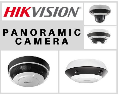 Hikvision Panoramic Camera