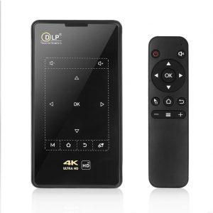 Ultra HD DLP 4K Mini Smart Projector Portable