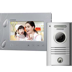 Commax-Video-Intercom-Kit