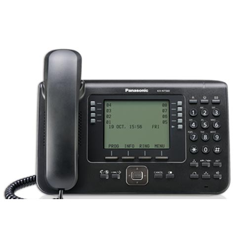 Panasonic-KX-NT560-IP-Proprietary-Phone
